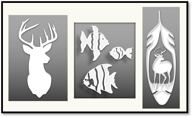 Animal – Cut Outs
