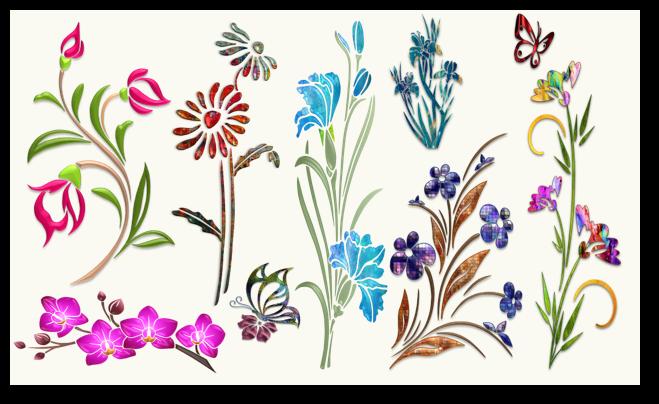 Flower – Illustrations